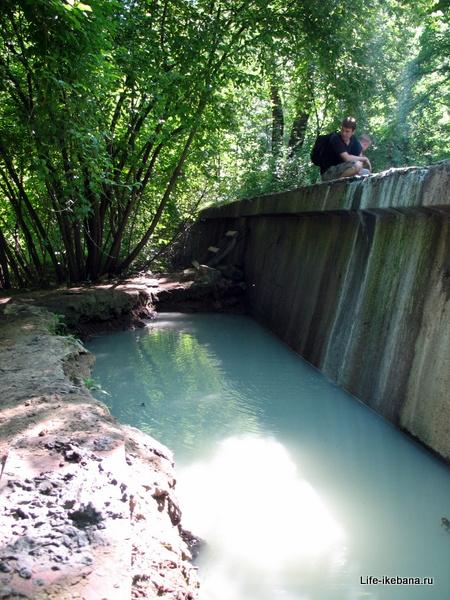 Сероводородная грязевая ванна