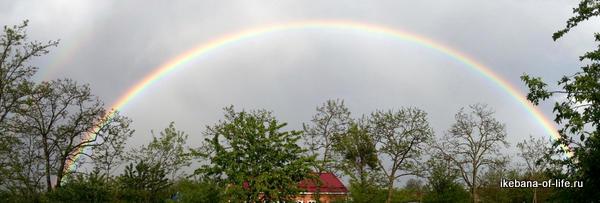 полная радуга