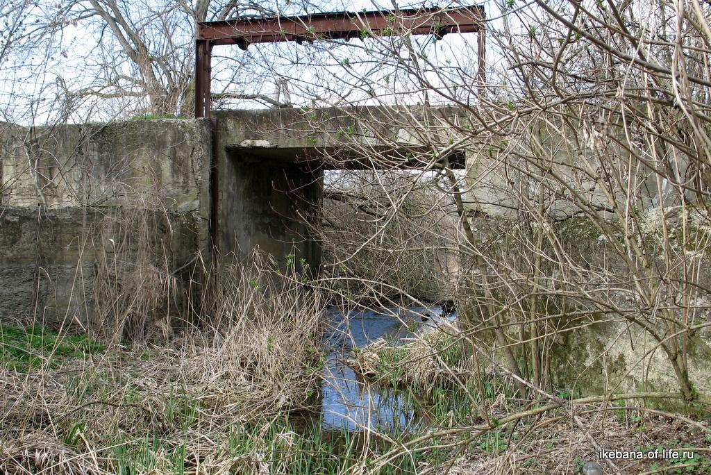 мостик-дамба
